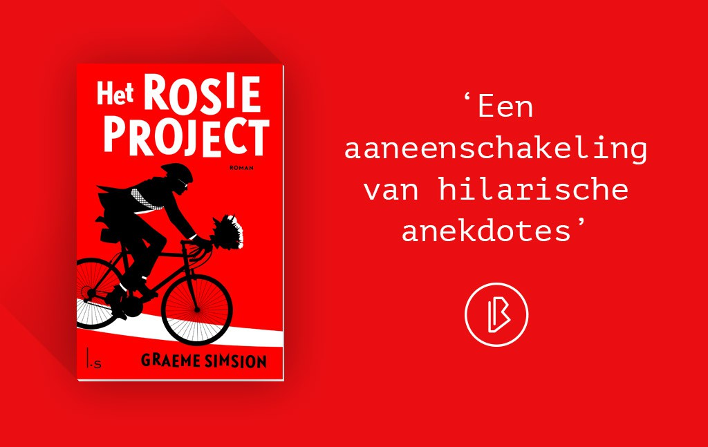 Recensie: Graeme Simsion – Het Rosie Project