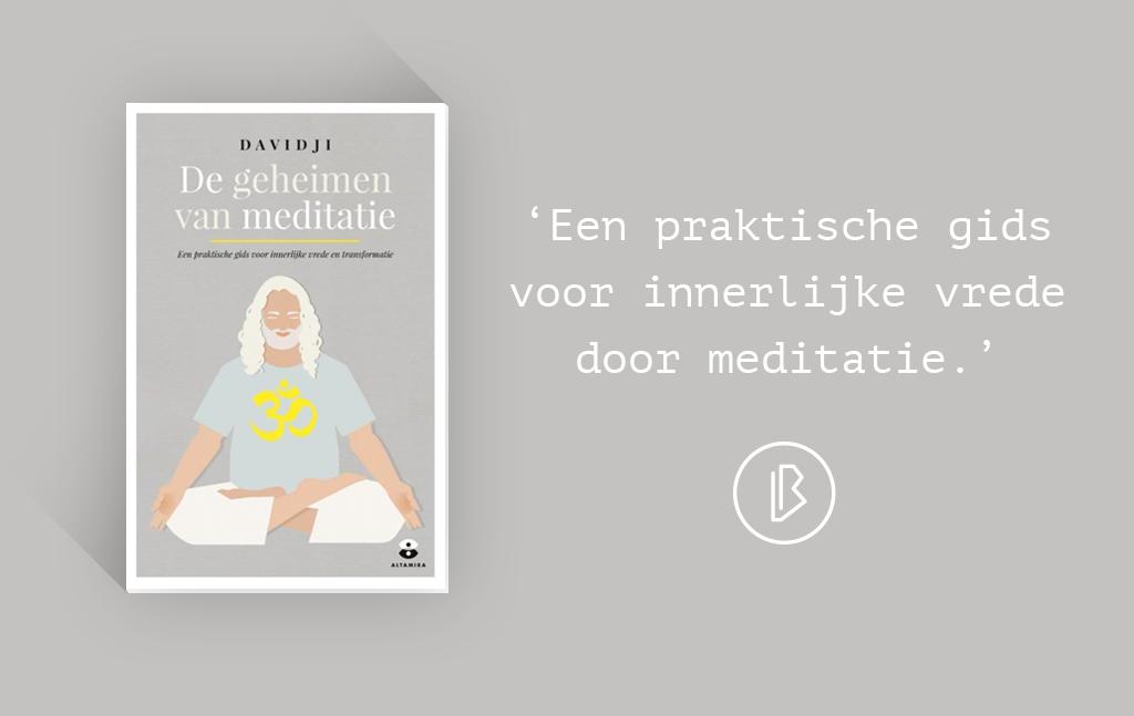 Recensie: Davidji – De geheimen van meditatie