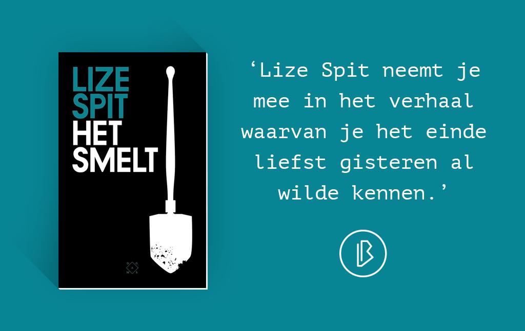 Recensie: Lize Spit – Het smelt