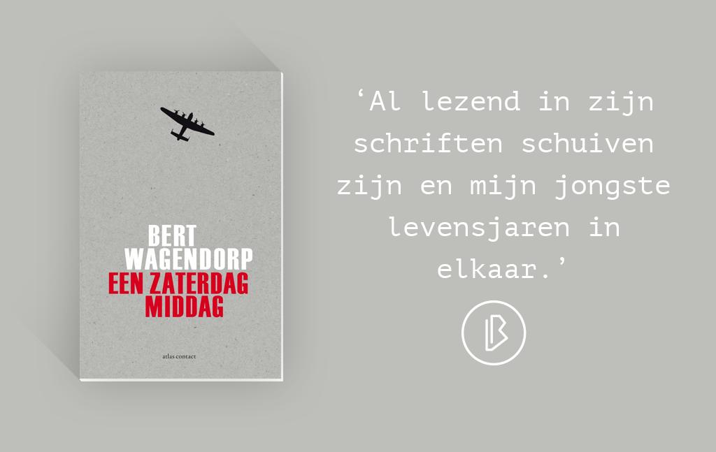 Recensie: Bert Wagendorp – Een zaterdagmiddag