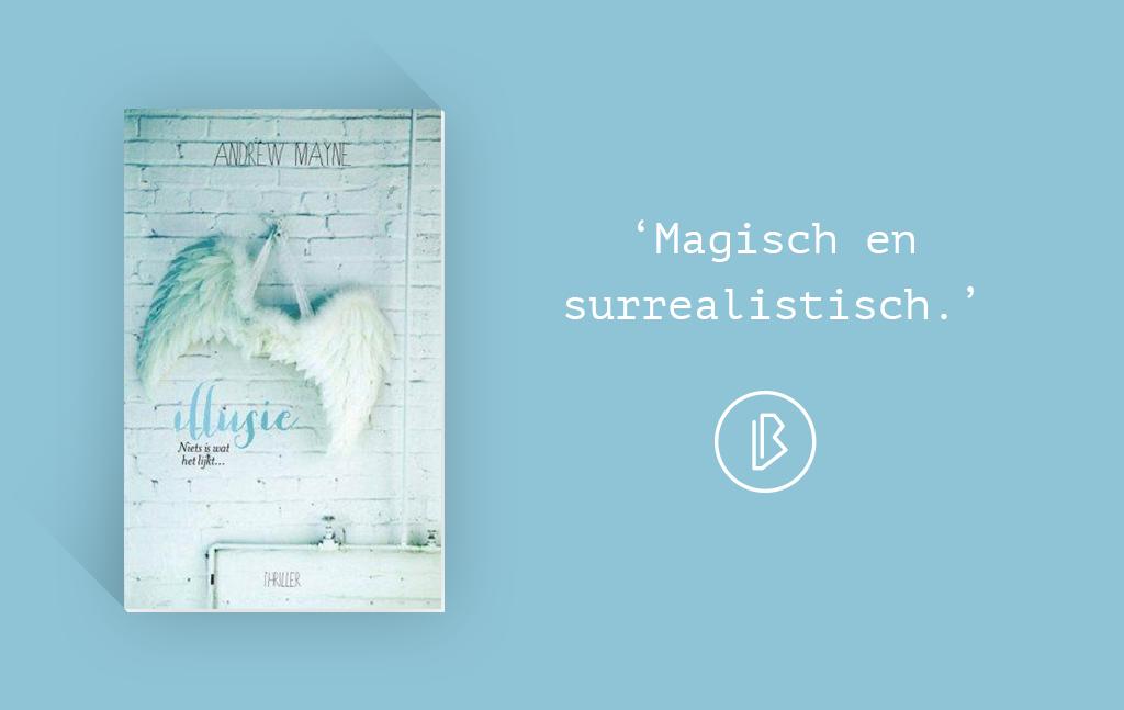 Recensie: Andrew Mayne – Illusie