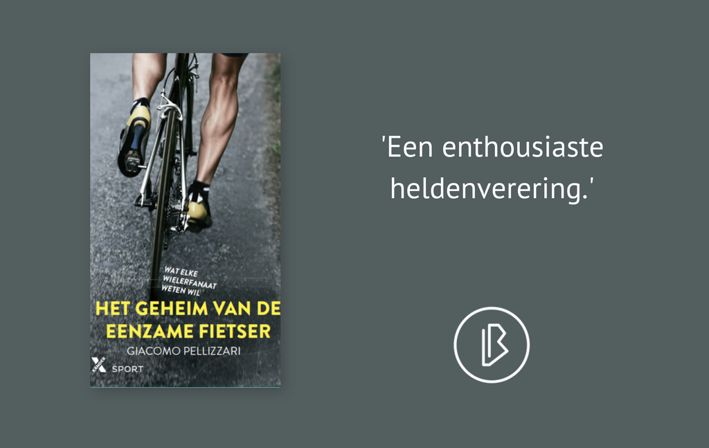 Recensie: Giacomo Pellizzari – Het geheim van de eenzame fietser