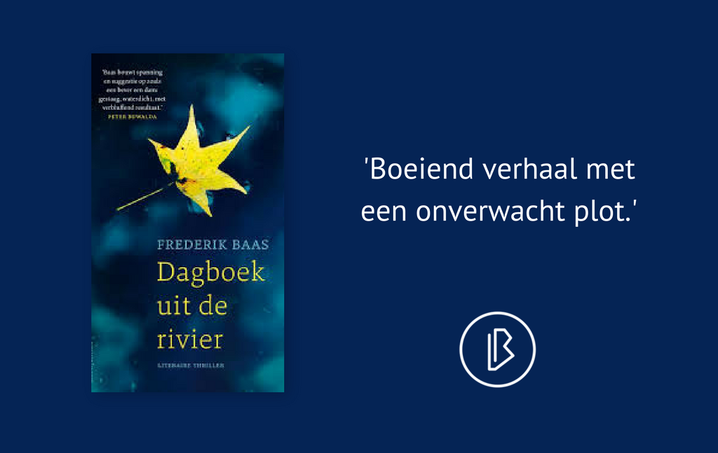 Recensie: Frederik Baas – Dagboek uit de rivier