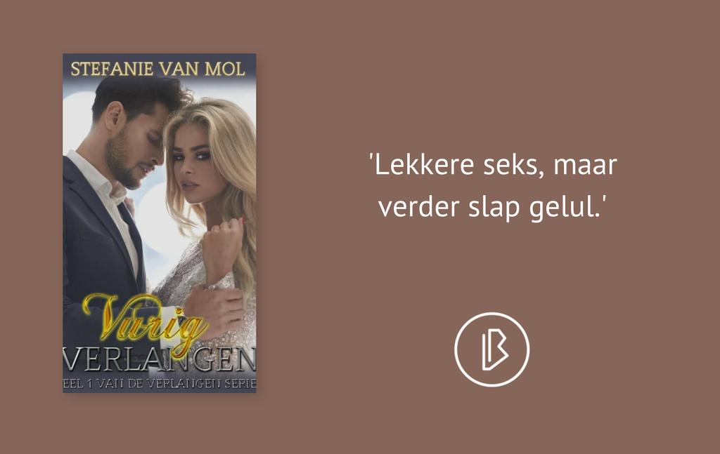 Recensie: Stefanie van Mol – Vurig verlangen