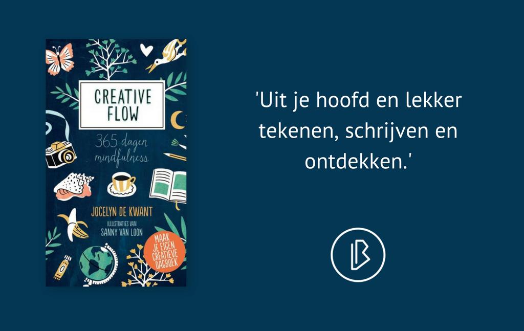 Recensie: Jocelyn de Kwant & Sanny van Loon – Creative flow
