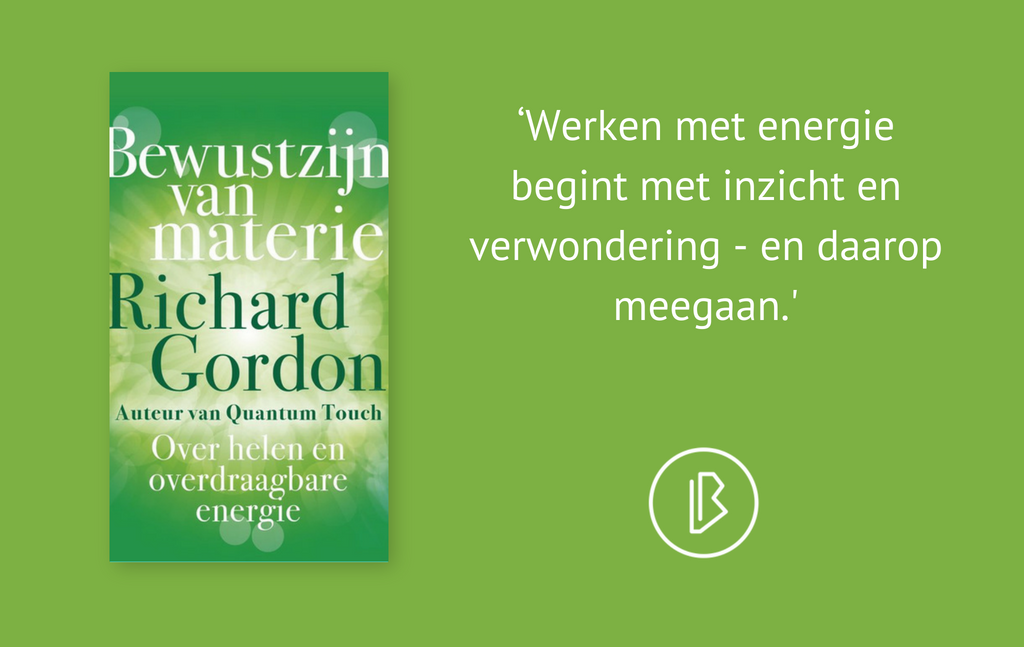 Recensie: Richard Gordon – Bewustzijn van materie