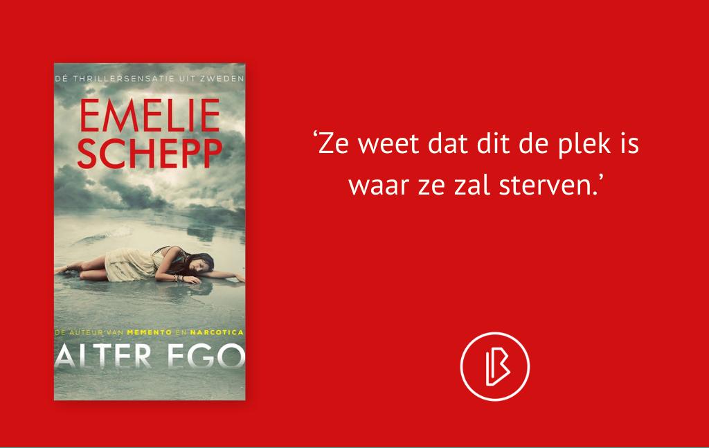 Recensie: Emelie Schepp – Alter Ego