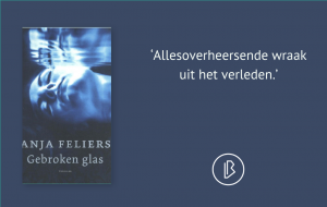 Recensie: Anja Feliers - Gebroken Glas