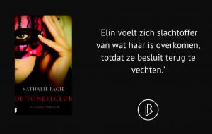 Recensie: Nathalie Pagie – De toneelclub