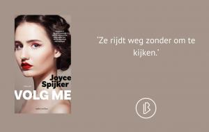 Recensie: Joyce Spijker - Volg me