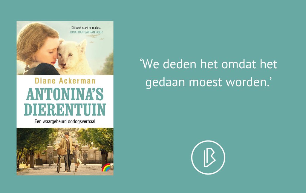 Recensie: Diane Ackerman – Antonina's dierentuin