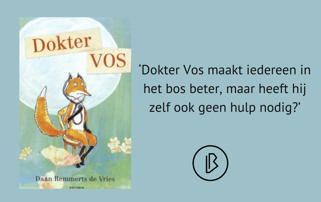 Recensie: Daan Remmerts de Vries – Dokter Vos