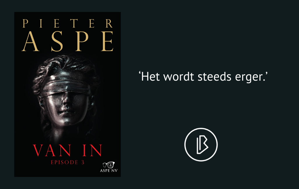 Recensie: Pieter Aspe – Van In Episode 3