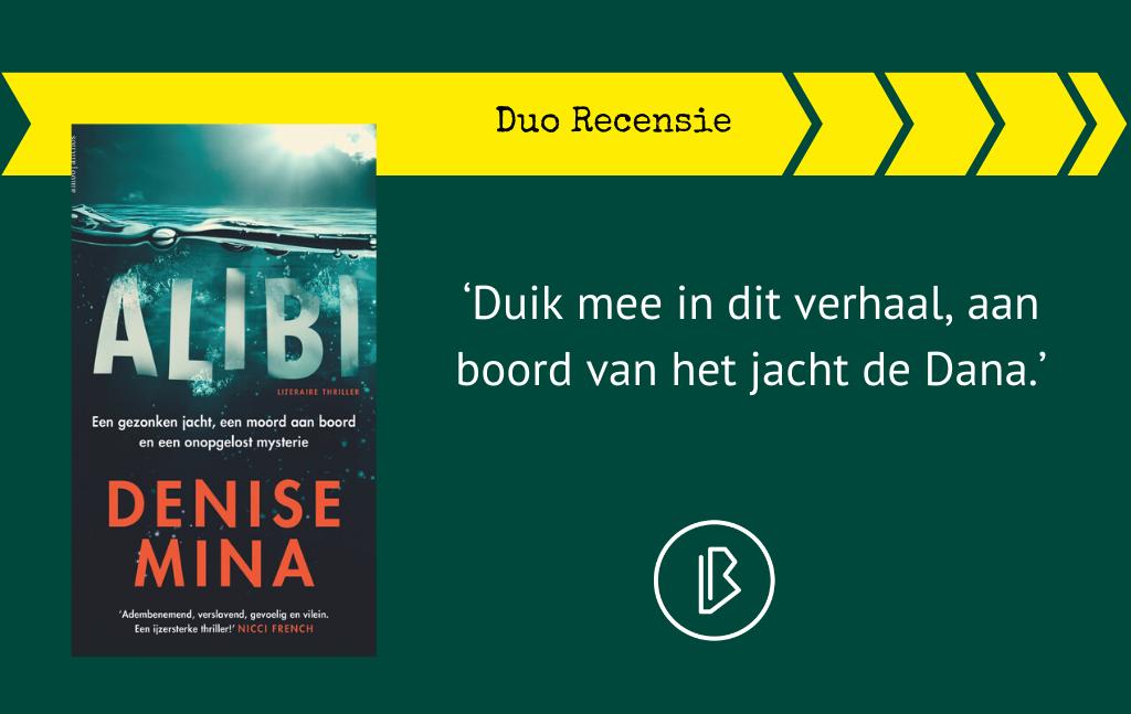 Duo-recensie: Denise Mina – Alibi