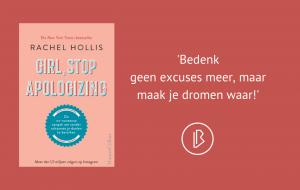Recensie: Rachel Hollis - Girl, stop apologizing