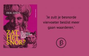 Recensie: Erik Aerts – Zat het snor?