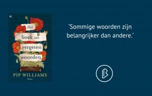 Recensie: Pip Williams – Het boek van vergeten woorden