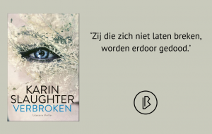 Recensie: Karin Slaughter - Verbroken