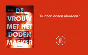 Recensie: Mads Peter Nordbo – De vrouw met het dodenmasker