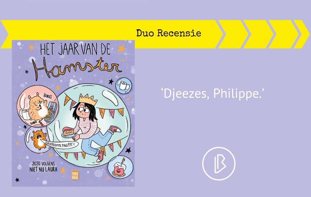 Duo-recensie: Laura Janssens – Het jaar van de hamster