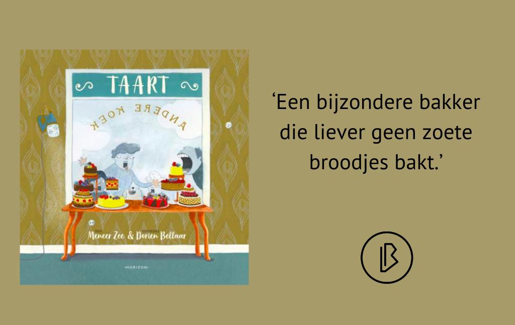 Recensie: Meneer Zee & Dorien Bellaar – Taart