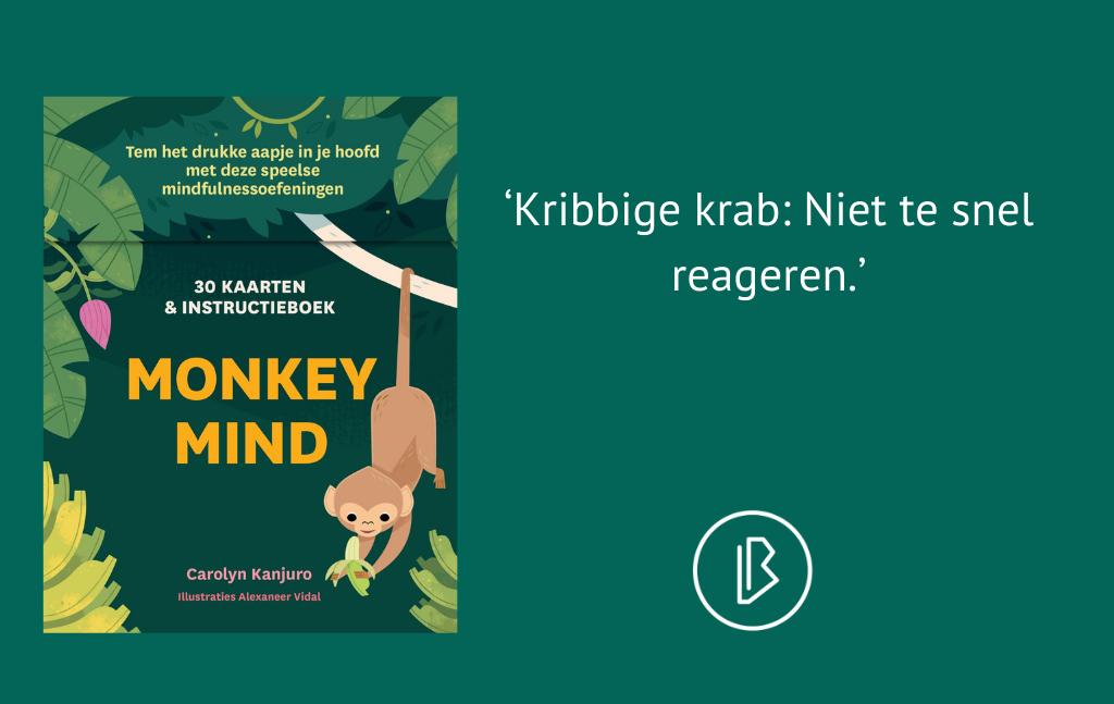 Recensie: Carolyn Kanjuro – Monkey Mind