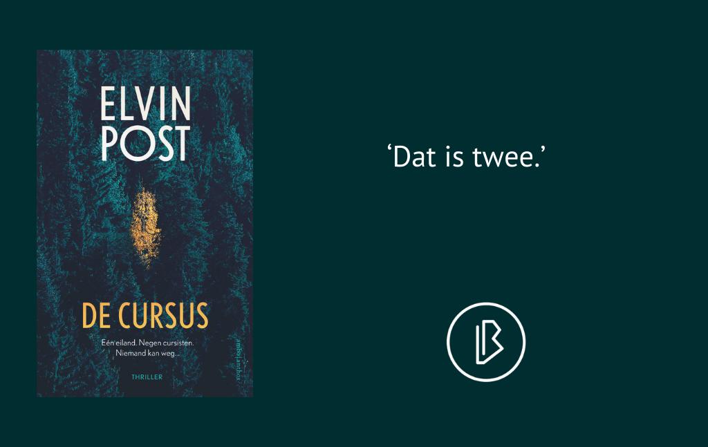 Recensie: Elvin Post – De cursus