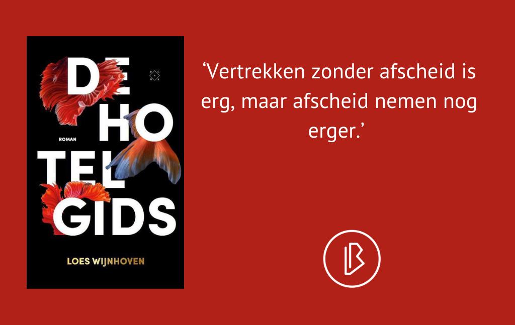 Recensie: Loes Wijnhoven – De hotelgids