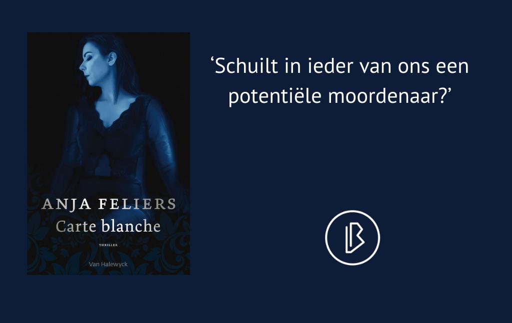 Recensie: Anja Feliers – Carte blanche