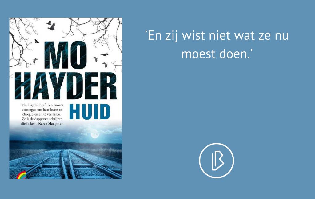 Recensie: Mo Hayder – Huid