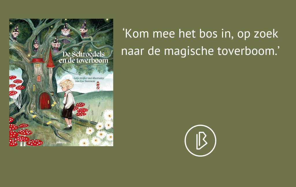 Recensie: Letty Strijker – De Schroedels en de toverboom