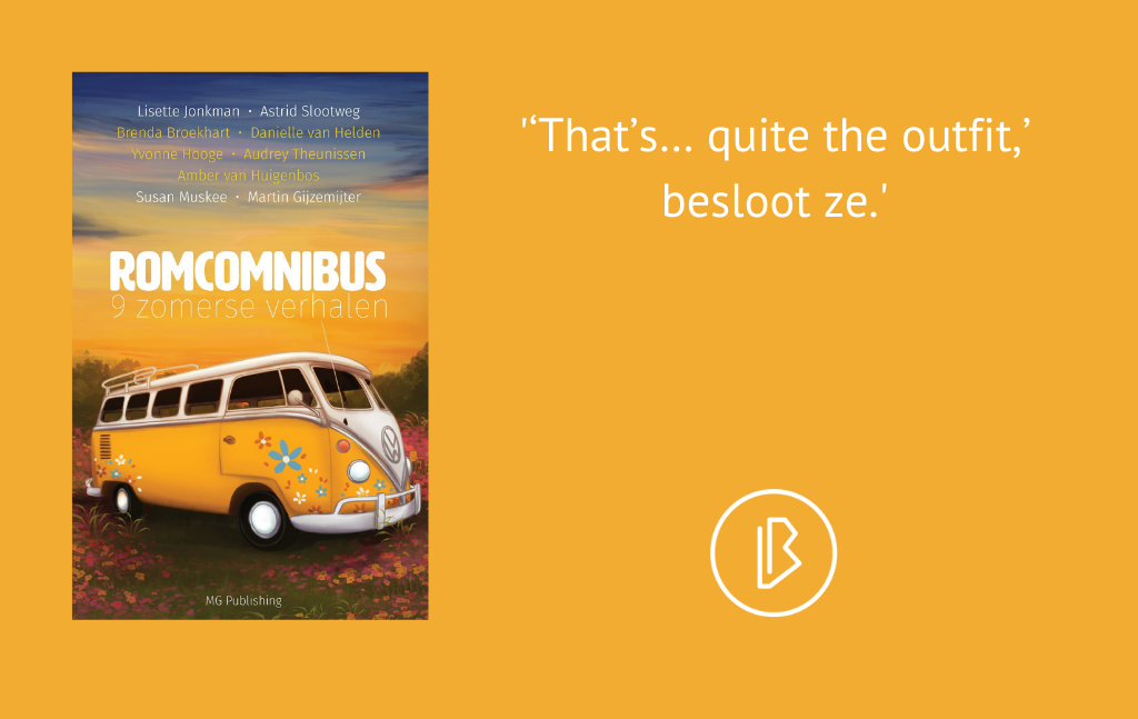 Recensie: Astrid Slootman e.a. – 9 zomerse verhalen – Romcomnibus 1
