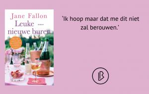 Recensie: Jane Fallon – Leuke nieuwe buren