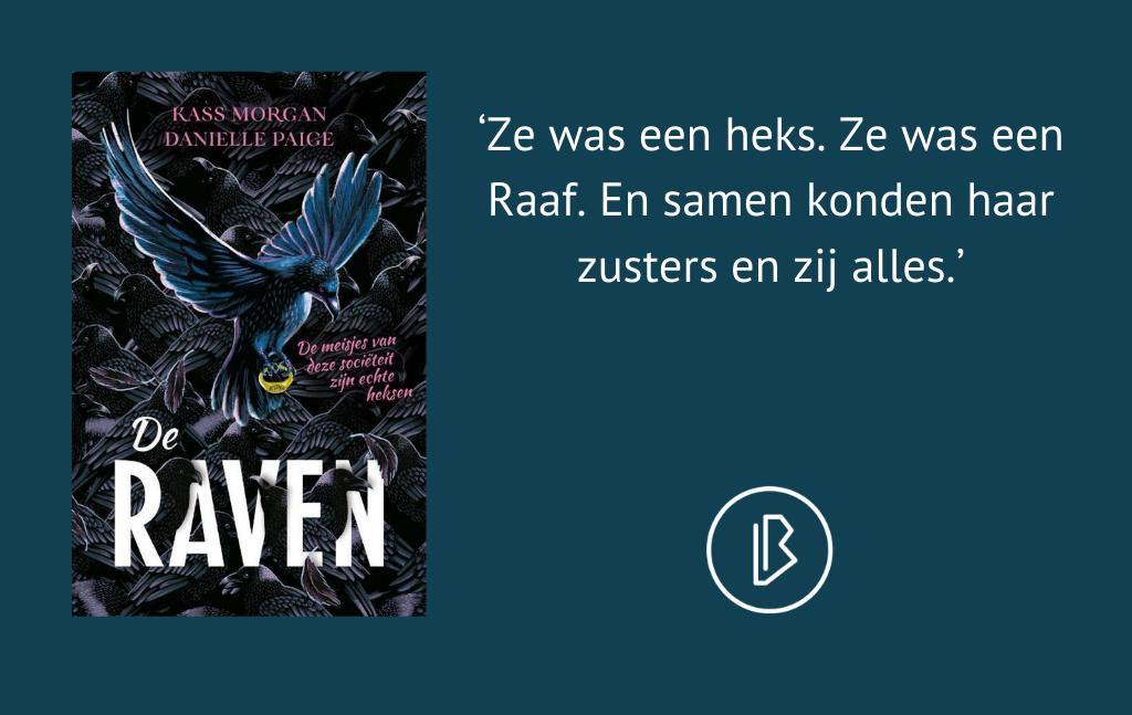Recensie: Kass Morgan & Danielle Page – De Raven