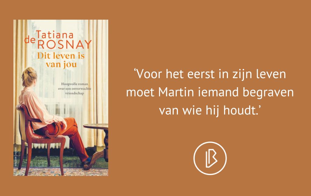 Recensie: Tatiana de Rosnay – Dit leven is van jou