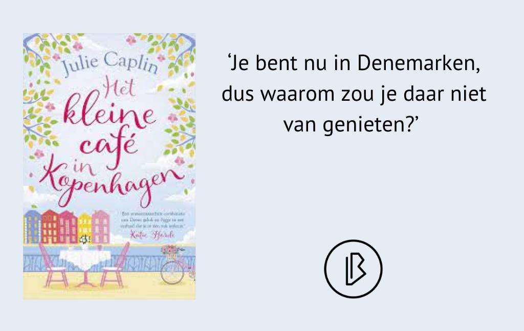 Recensie: Julie Caplin – Het kleine café in Kopenhagen