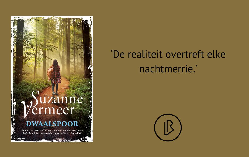 Recensie: Suzanne Vermeer – Dwaalspoor