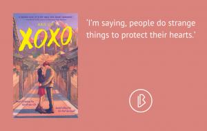 Recensie: Axie Oh – XOXO