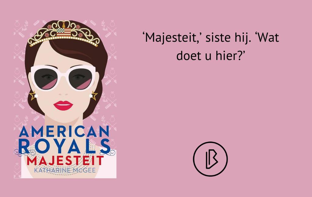 Recensie: Katherine McGee – Majesteit (American Royals 2)